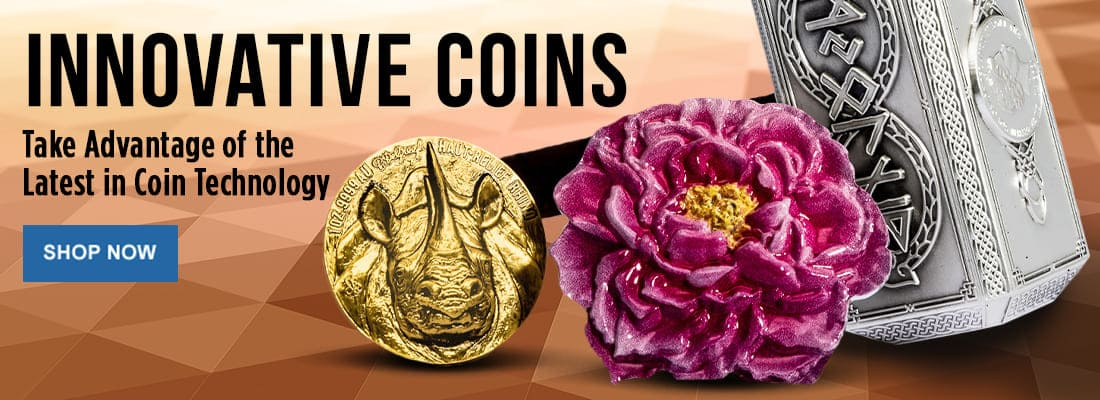 Innovative Coins