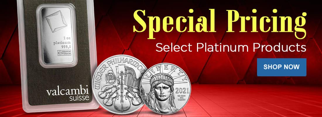 Platinum On Sale