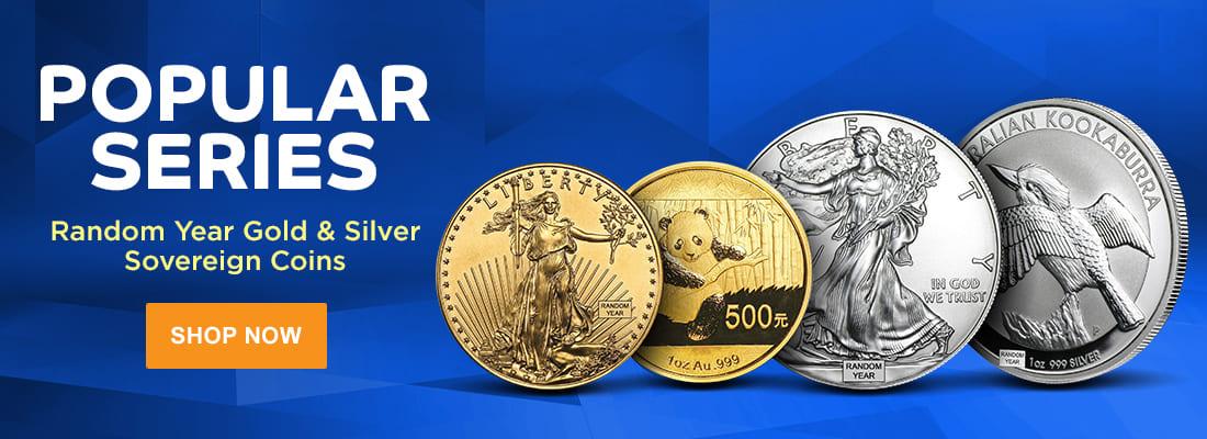 Random Year Sovereign Coins