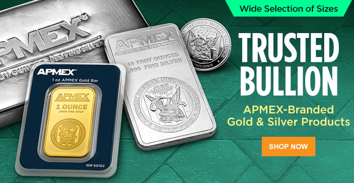 APMEX-Branded Gold & Silver Products