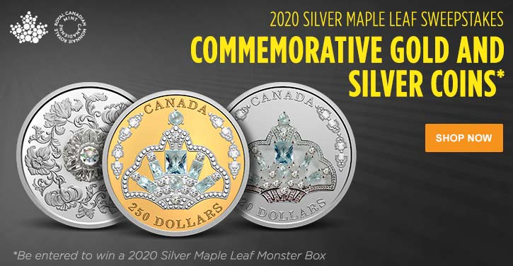 RCM Commemorative Coins