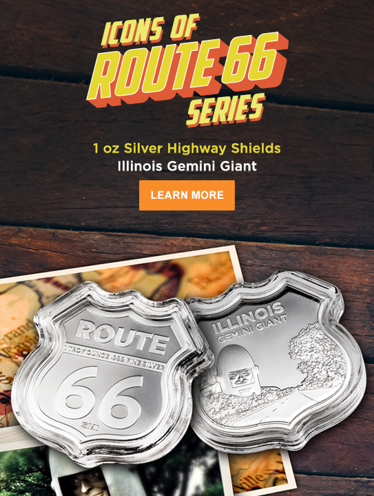 Icons of Route 66 Series