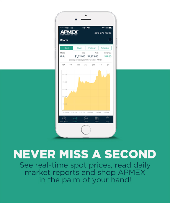 APMEX Mobile App