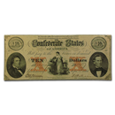 1861 Confederate Currency