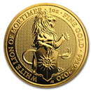 The Royal Mint The Queen's Beasts Gold Coins (All)
