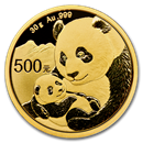 Gold Coins from China
