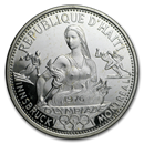 Silver Coins from Haiti