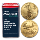 MintDirect® American Gold Eagle Coins