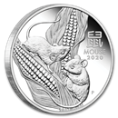Silver Lunar Series (Coins, Bars & Rounds)