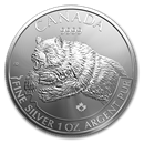 Royal Canadian Mint Silver Predator Series