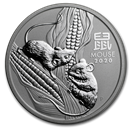 The Perth Mint Silver Lunar Coins