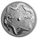 The Perth Mint Dragon & Phoenix Series