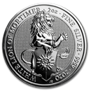 The Royal Mint The Queen's Beasts Silver Coins