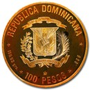 Silver Coins from the Dominican Republic