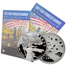Silver Modern Commemorative Coin Sets