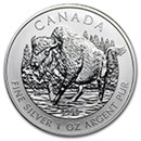 Royal Canadian Mint Silver Wildlife Series