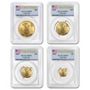 American Gold Eagle Coin Sets (PCGS Certified)