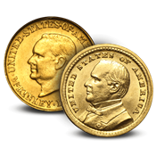 Classic Gold Commemorative Coins