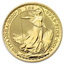 The Royal Mint Gold Britannia Coins