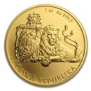 Czech Mint Gold
