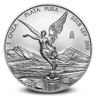 Mexican Mint Silver Coins