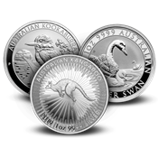The Perth Mint Silver