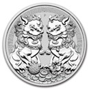New Silver Releases from The Perth Mint
