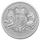 The Royal Mint Silver Specialty Bullion Coins