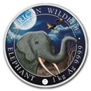Somalia Collectible Silver Elephant Coins