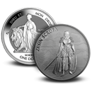 Silver Coins from Regions of the World