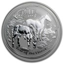 Silver Lunar Year of the Horse Products