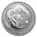 Silver Lunar Year of the Dragon Products
