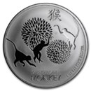 Year of the Monkey 1 oz Silver