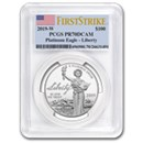 American Platinum Eagle Proof Coins (PCGS Certified)