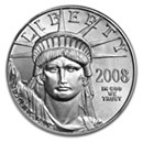 American Platinum Eagle Coins (Burnished)