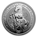 The Royal Mint The Queen's Beasts Platinum Coins