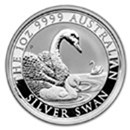 Select Silver Swans