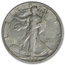 1934 Walking Liberty Half Dollar XF