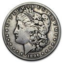 1896-S Morgan Dollar Fine