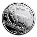 2016 1 oz Silver Proof State Dollars New Hampshire Abenaki