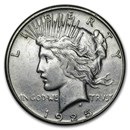 1925-S Peace Dollar XF
