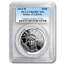 2014-W 1 oz Proof Platinum American Eagle PR-69 PCGS