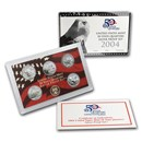2004 50 State Quarters Proof Set (Silver)