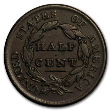 Half Cents (1793-1857)