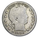 1900-S Barber Quarter Good