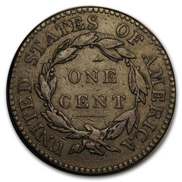 Large Cents (1793-1857)
