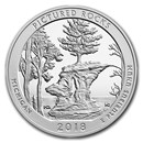 2018 5 oz Silver ATB Pictured Rocks National Lakeshore, MI