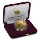 2018-W 1 oz Proof Gold American Eagle (w/Box & COA)