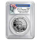 2017-W 1 oz Proof Platinum Eagle PR-69 PCGS (FS, Liberty Label)