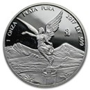 2017 Mexico 1 oz Silver Libertad Proof (Spotted)